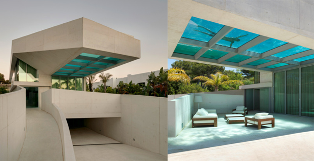 Las 10 piscinas m s ins litas del mundo queremos nadar en - Casas con piscina interior ...