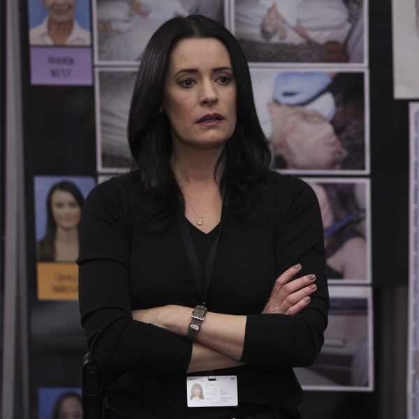 Paget Brewster, Criminal Minds