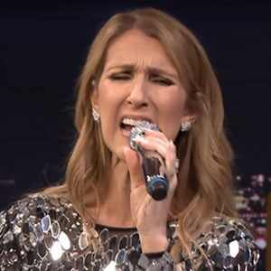 Celine Dion, The Tonight Show