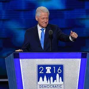 Bill Clinton, Democratic National Convention