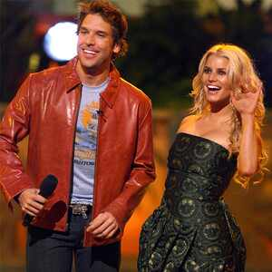 Dane Cook, Jessica Simpson, Teen Choice Awards 2006