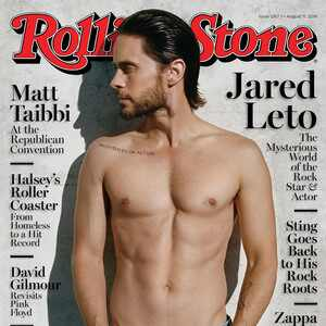 Jared Leto, Rolling Stone