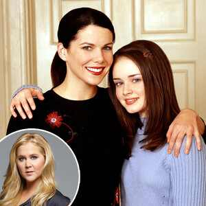 Lauren Graham, Alexis Bledel, Gilmore Girls, Amy Schumer