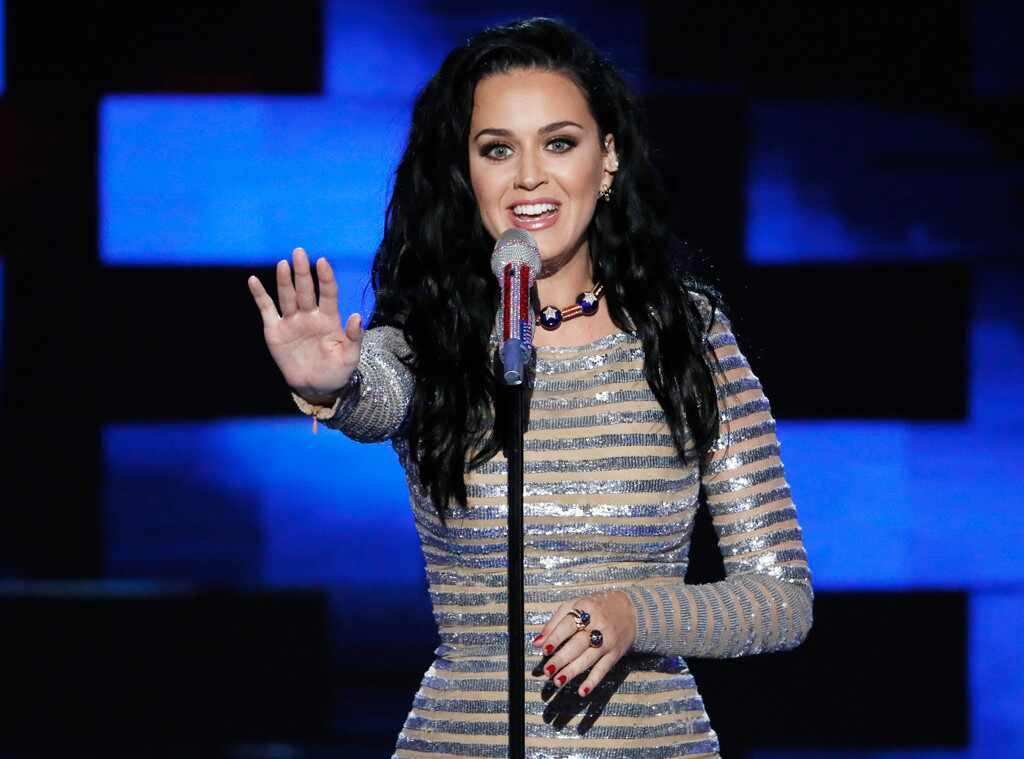 Katy Perry, Democratic National Convention 2016, DNC 2016