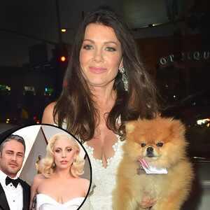 Lisa Vanderpump, Taylor Kinney, Lady Gaga