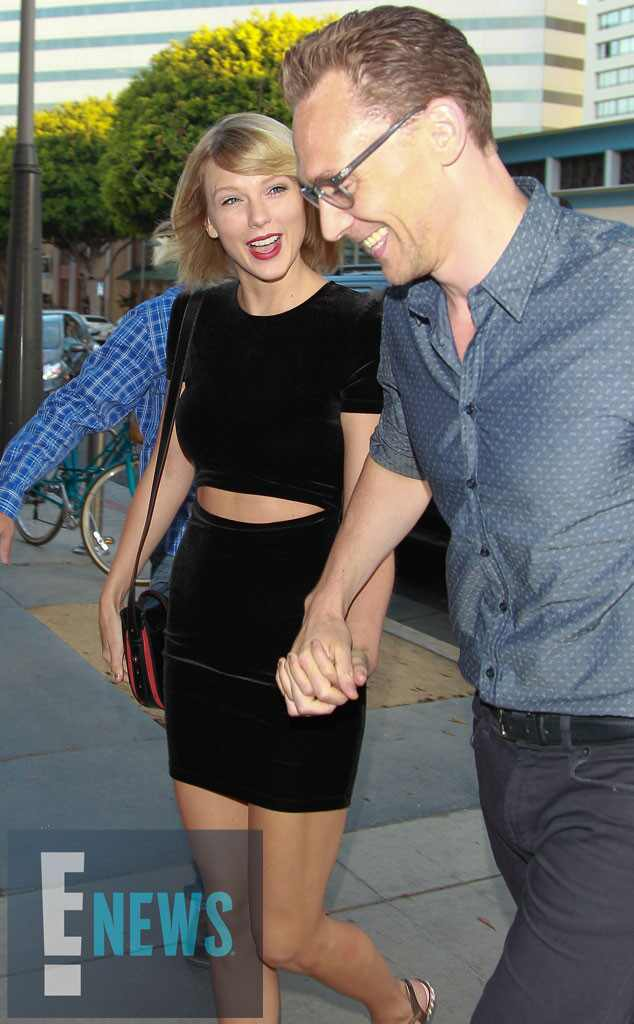 Taylor Swift, Tom Hiddleston, Exclusive