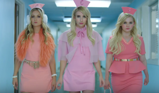 OMG! Tienes que ver el primer adelanto de la segunda temporada de <em>Scream Queens</em> (+ Video)