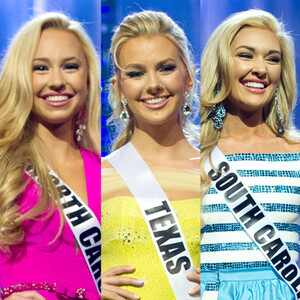 Miss North Carolina, Miss Texas, Miss South Carolina, Miss Teen USA 2016