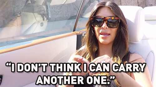 Kim Kardashian, KUWTK, KUWTK 1210