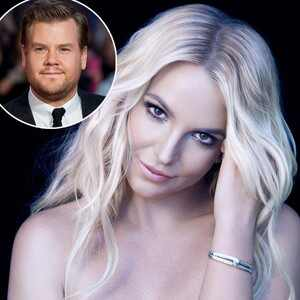 James Corden, Britney Spears