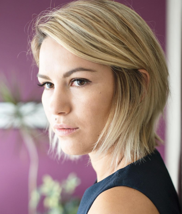 Romina Sacre: El emprendimiento se vuelve púrpura