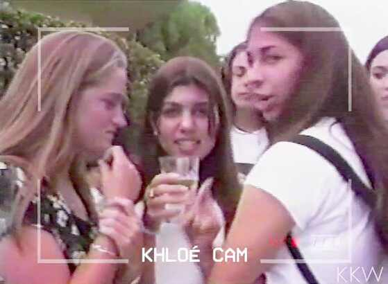 Kim Kardashian Middle School Graduation
