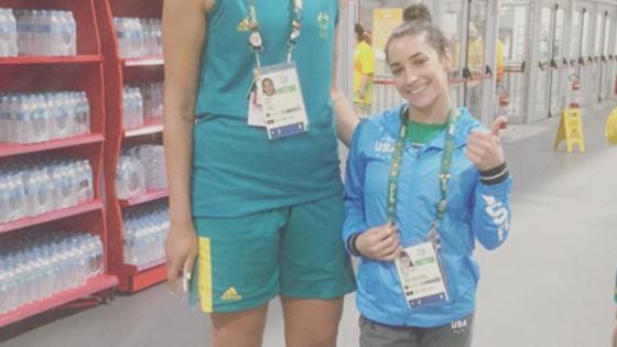 Definitivamente esta es la foto más graciosa de Rio 2016 (+ Foto)