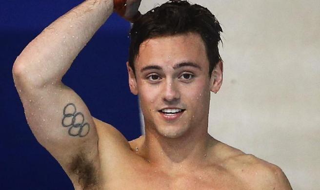 10 atletas que se tatuaron su pasión olímpica (+ Fotos)