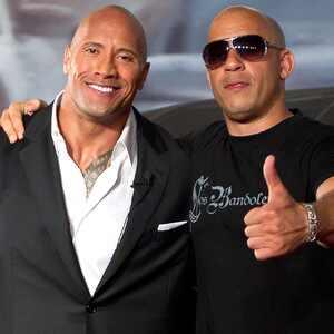 Vin Diesel, Dwayne Johnson