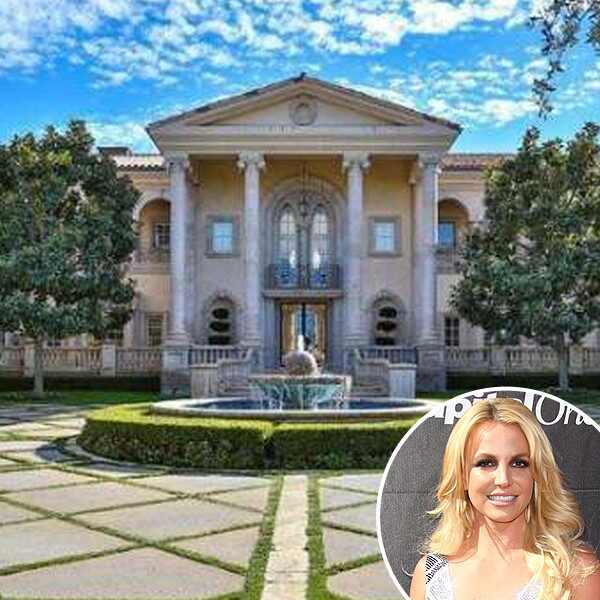 Britney Spears, Real Estate