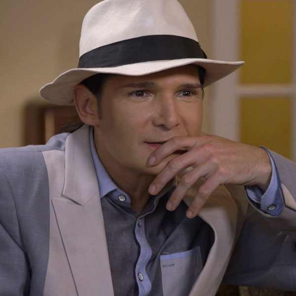 Hollywood Medium 203, Corey Feldman
