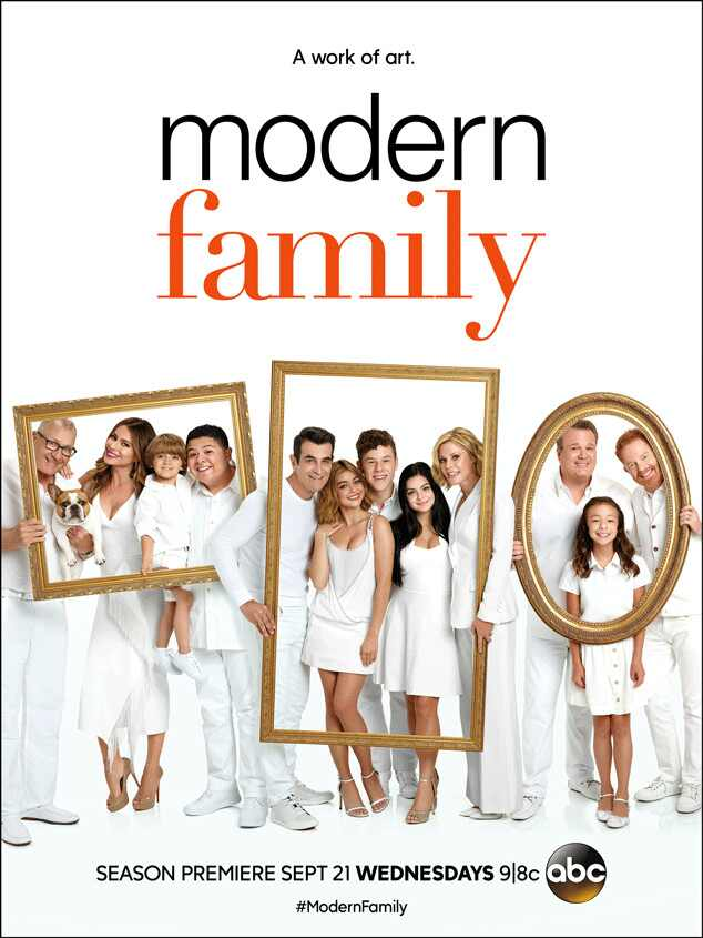 modern family is all grown up in new season 8 e news