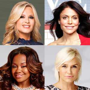 Phaedra Parks, Bethenny Frankel, Yolanda Hadid, Tamra Judge, Real Housewives