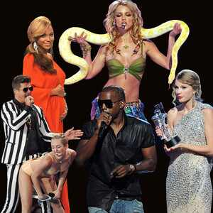 MTV Video Music Awards Graphic, MTV VMA's