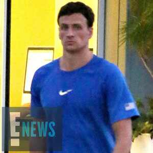 Ryan Lochte Exclusive