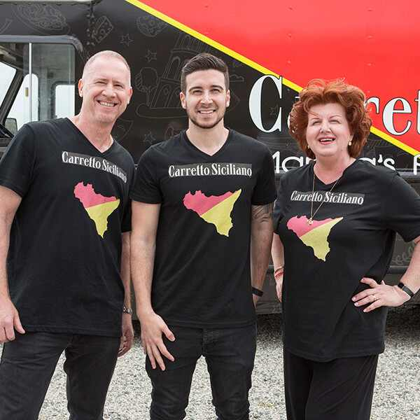 Vinny Guadagnino, The Great Food Truck Race, Jersey Shore