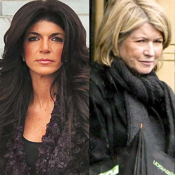 Martha Stewart, Teresa Giudice, Celebrity Money Scandals