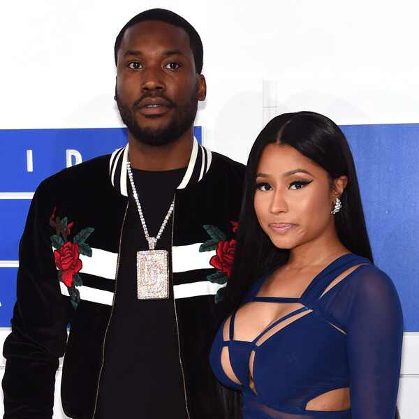 Meek Mill, Nicki Minaj, 2016 MTV VMAs