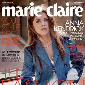 Anna Kendrick, Marie Claire UK