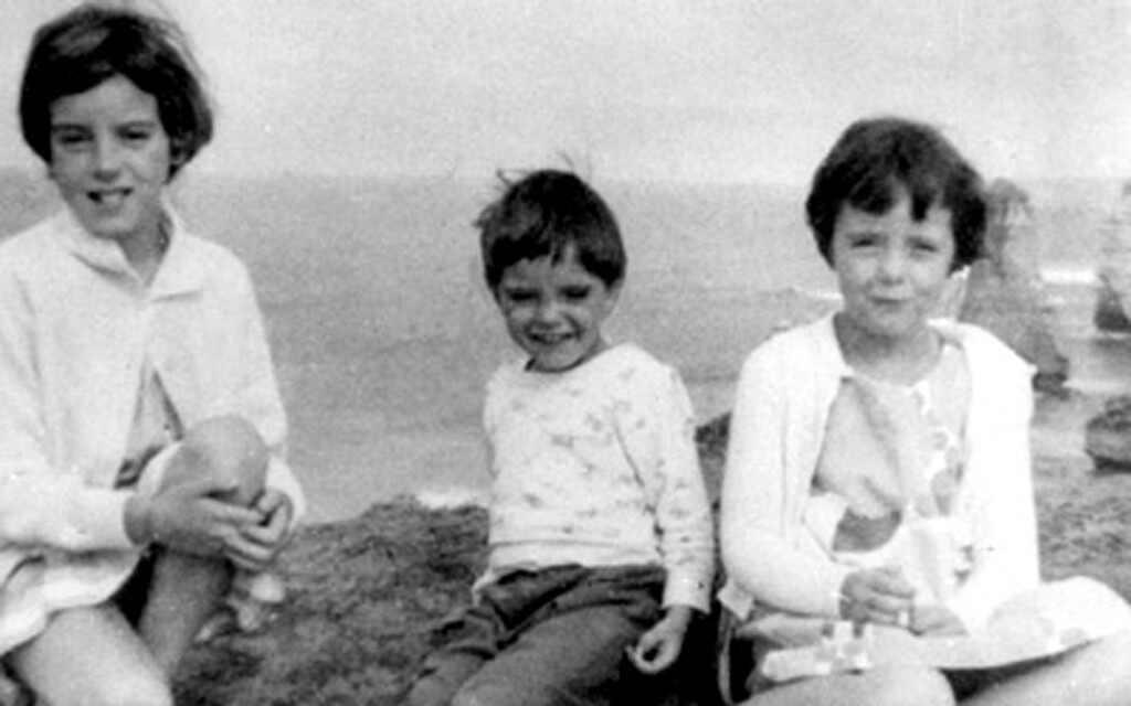 Beaumont Children, Jane, Arnna, Grant