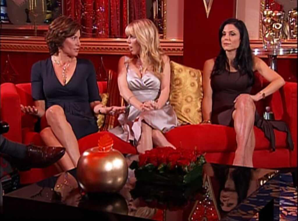 Real Housewives of New York City Reunion Fashion Flashback