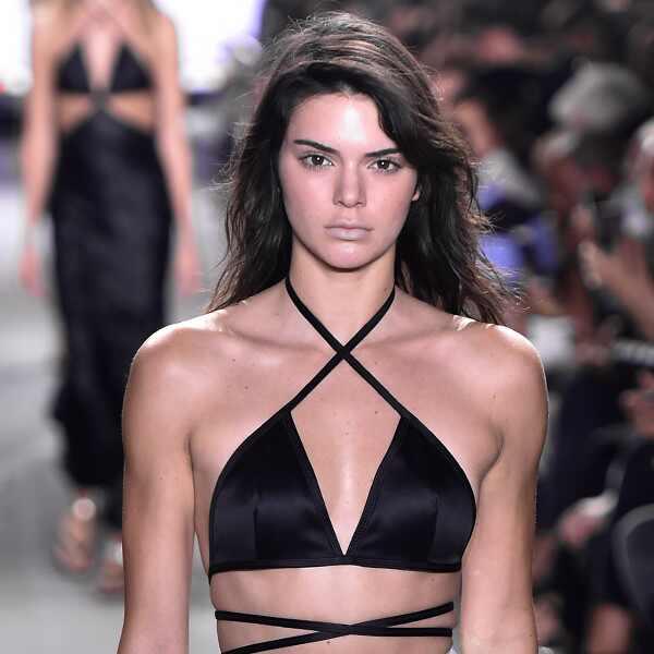 Kendall Jenner, Alexander Wang, NYFW 2016