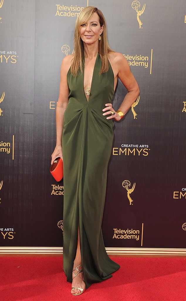 Allison Janney, Creative Arts Emmys, Night 1