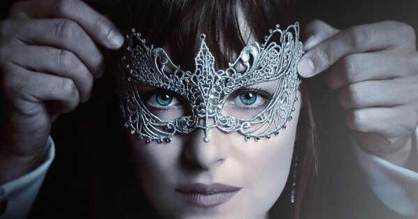 Fifty Shades Darker, Poster, Jamie Dornan, Dakota Johnson