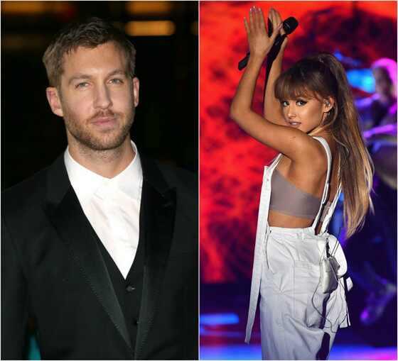 Calvin Harris, Ariana Grande