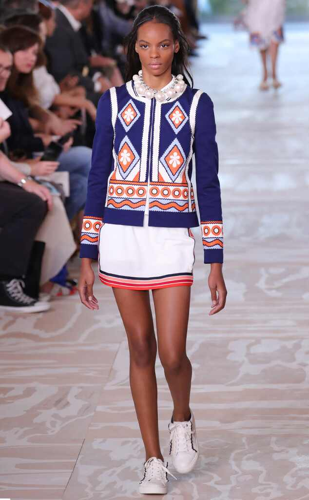 ESC: New York Fashion Week, Best Looks, Tory Burch