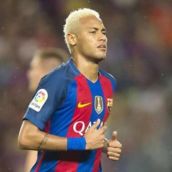 Neymar, Instagram