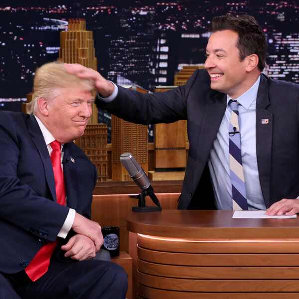 Jimmy Fallon, Donald Trump, The Tonight Show with Jimmy Fallon
