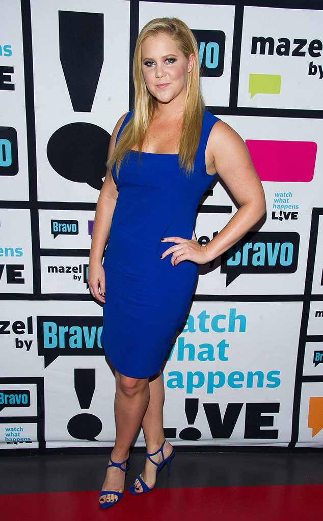 Amy Schumer, What What Happens Live