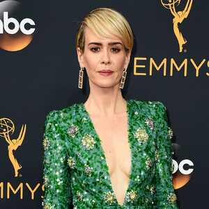 Sarah Paulson, 2016 Emmy Awards, Arrivals