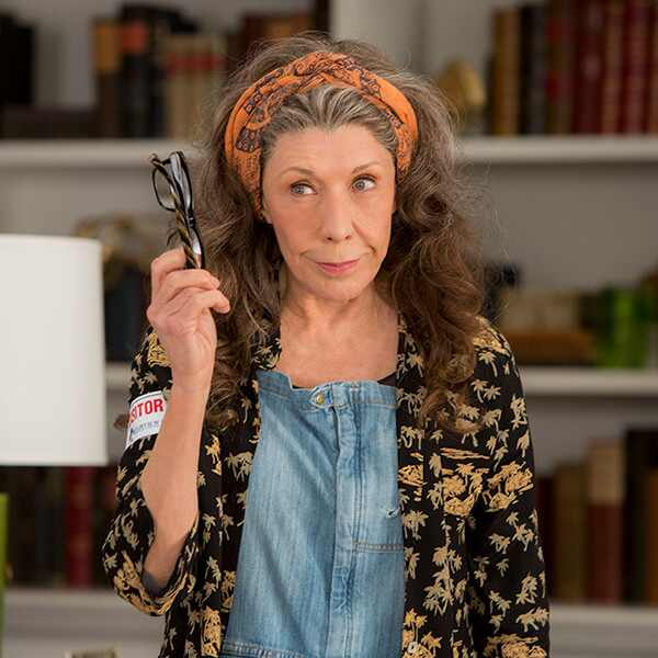 Lily Tomlin, Grace and Frankie
