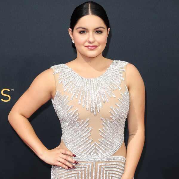 Ariel Winter, 2016 Emmy Awards, Arrivals