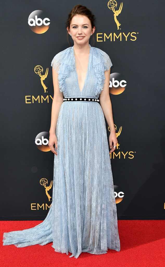 Hannah Murray, 2016 Emmy Awards, Arrivals