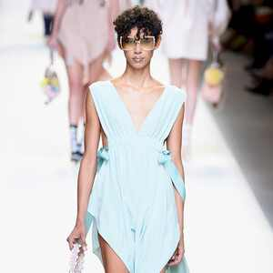 ESC: Best Looks, Milan Fashion Week, Fendi
