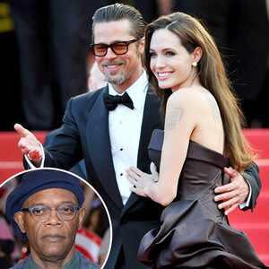 Angelina Jolie, Brad Pitt, Cannes, Samuel L. Jackson