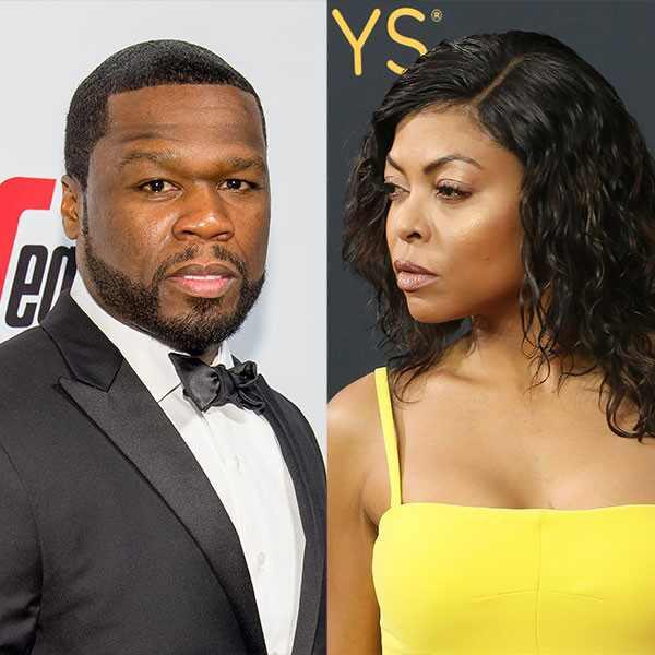Taraji P. Henson, 50 Cent