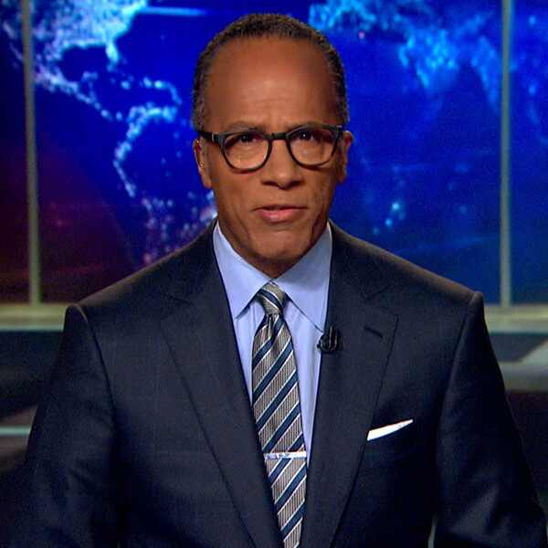Lester Holt, NBC Nightly News