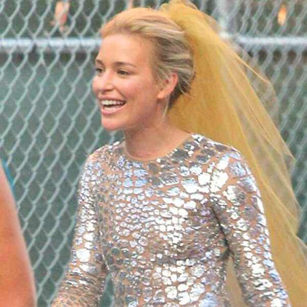 Piper Perabo, Wedding