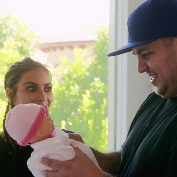 Kim Kardashian, Rob Kardashian, Rob & Chyna, Rob & Chyna 104