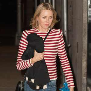Naomi Watts, First Sighting Since Breakup
